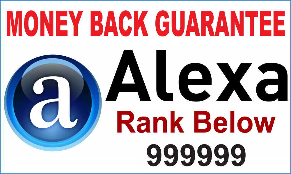 Best Alexa Ranking Services In India | Call : 9971800223