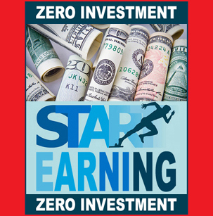 WORK FROM HOME IN INDIA - ZERO INVESTMENT - EARN MONEY ONLINE